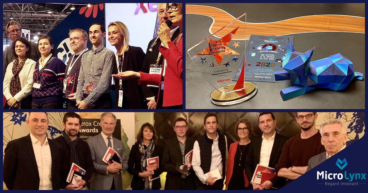 Prix xerox awards